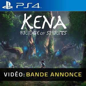 Kena Bridge of Spirits PS4 Bande-annonce Vidéo