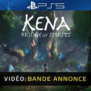 Kena Bridge of Spirits PS5 Bande-annonce Vidéo