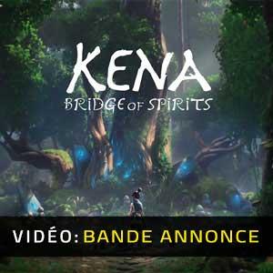 Kena Bridge of Spirits Bande-annonce Vidéo