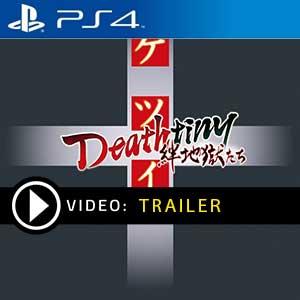 Ketsui Deathtiny Kizuna Jigoku Tachi PS4 en boîte ou à télécharger