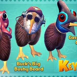 KeyWe Early Bird Pack Objet Cosmétique