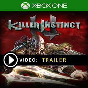Killer Instinct Xbox one en boîte ou à télécharger