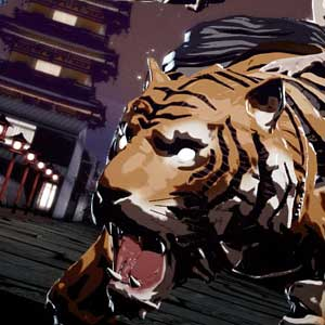 Killer is Dead Tiger