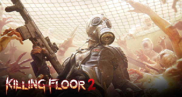 Killing Floor 2 bêta ouverte playstation
