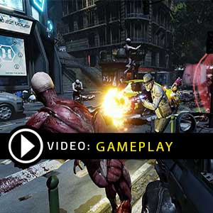 Killing Floor 2 Xbox One Gameplay Video