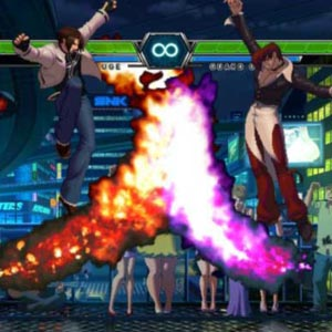 King of Fighters 13: Combat