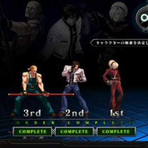King of Fighters 13 Personnages