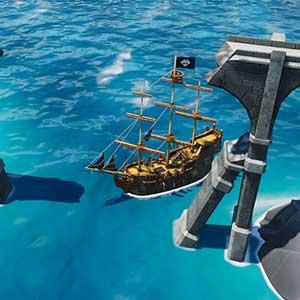 King Of Seas Bateau Pirate