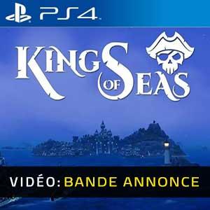 King Of Seas PS4 Bande-annonce Vidéo