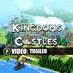 Acheter Kingdoms and Castles Clé Cd Comparateur Prix
