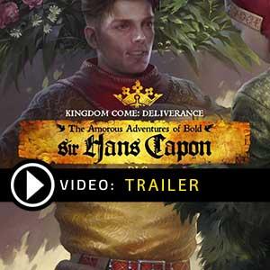 Acheter Kingdom Come Deliverance The Amorous Adventures of Bold Sir Hans Capon Clé CD Comparateur Prix