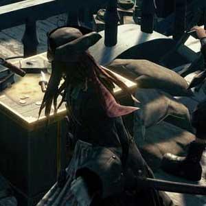 Kingdom Hearts 3 Jack Sparrow