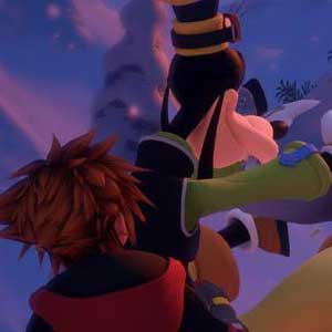 Kingdom Hearts 3 Démon de la glace
