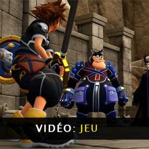 Kingdom Hearts 3 vidéo de gameplay