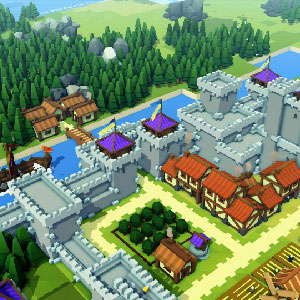 Kingdoms and Castles Gameplay Image