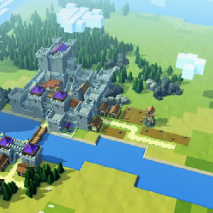 Kingdoms and Castles Screenshot