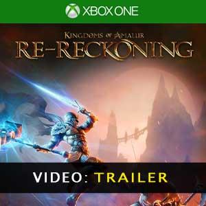 Vidéo de la bande-annonce de Kingdoms of Amalur Re-Reckoning