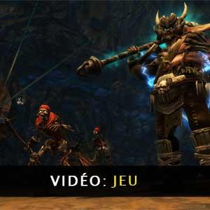 Kingdoms of Amalur Reckoning Legend of Dead Kel gameplay video
