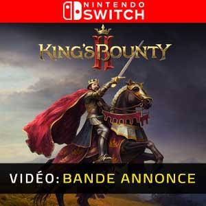 Kings Bounty 2 Nintendo Switch Bande-annonce vidéo