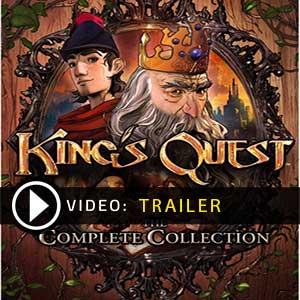 Acheter Kings Quest The Complete Collection Clé Cd Comparateur Prix