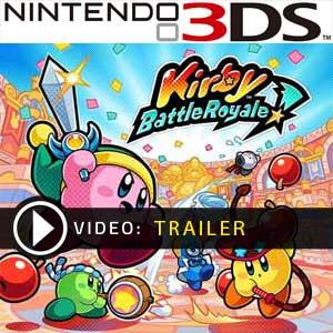 Acheter Kirby Battle Royale Nintendo 3DS Download Code Comparateur Prix