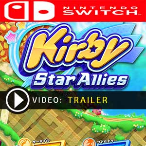 Acheter Kirby Star Allies Nintendo Switch Comparateur Prix
