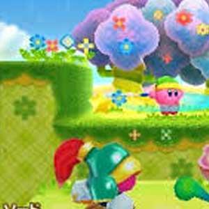 Kirby Triple Deluxe Nintendo 3DS Faisceau