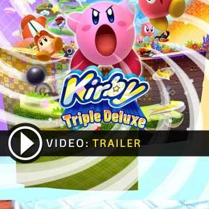Kirby Triple Deluxe 3DS en boîte ou à télécharger