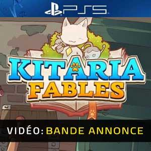 Kitaria Fables PS5 Bande-annonce Vidéo