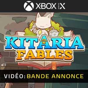 Kitaria Fables Xbox Series X Bande-annonce Vidéo