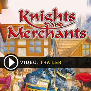 Acheter Knights and Merchants Clé Cd Comparateur Prix