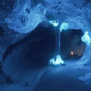 Kona Grotte de glace