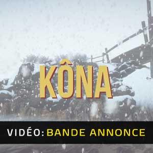 Kona Bande-annonce vidéo