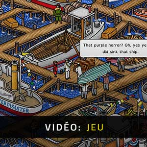 Labyrinth City Pierre the Maze Detective Vidéo de gameplay