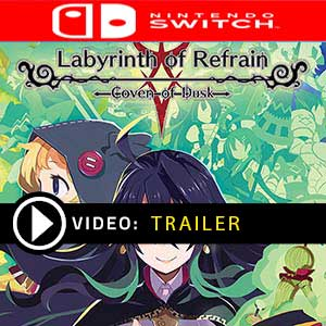 Acheter Labyrinth of Refrain Coven of Dusk Nintendo Switch comparateur prix