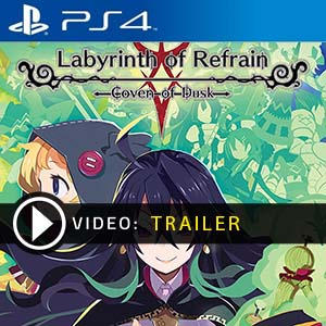 Acheter Labyrinth of Refrain Coven of Dusk PS4 Comparateur Prix