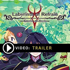 Acheter Labyrinth of Refrain Coven of Dusk Clé CD Comparateur Prix