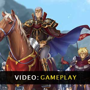 Langrisser 1 & 2 Gameplay Video