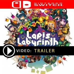 Acheter Lapis x Labyrinth Nintendo Switch comparateur prix