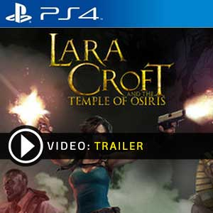 Lara Croft and the Temple of Osiris PS4 en boîte ou à télécharger
