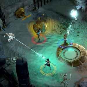 Lara Croft and the Temple of Osiris PS4 - Temple
