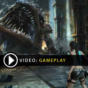 Lara Croft and the Temple of Osiris PS4 Gameplay Video
