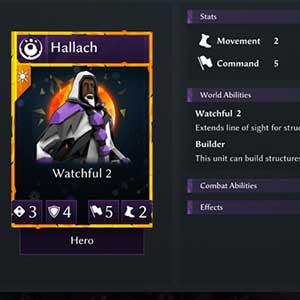 Last Days of Old Earth Hallach