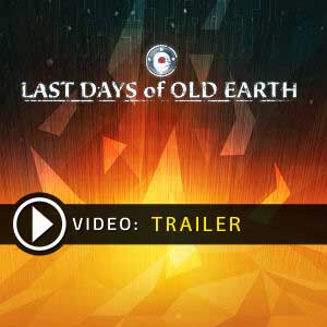 Acheter Last Days of Old Earth Clé Cd Comparateur Prix