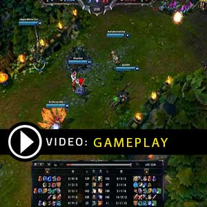 League Of Legends Gameplay Video