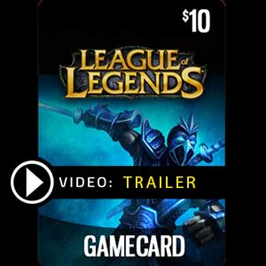 Acheter League Of Legends 10 USD Prepaid RP Cards US Gamecard Code Comparateur Prix