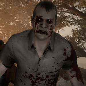 Zombies dans Left 4 Dead 2