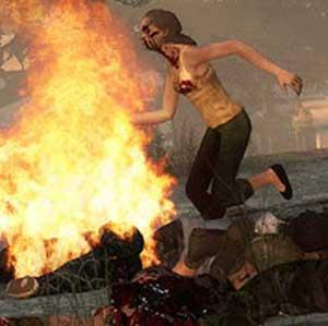 Combat contre les infectés dans Left 4 Dead 2