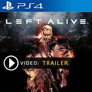 Acheter Left Alive PS4 Code Comparateur Prix