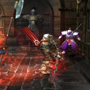 Legacy of Kain Defiance Combat